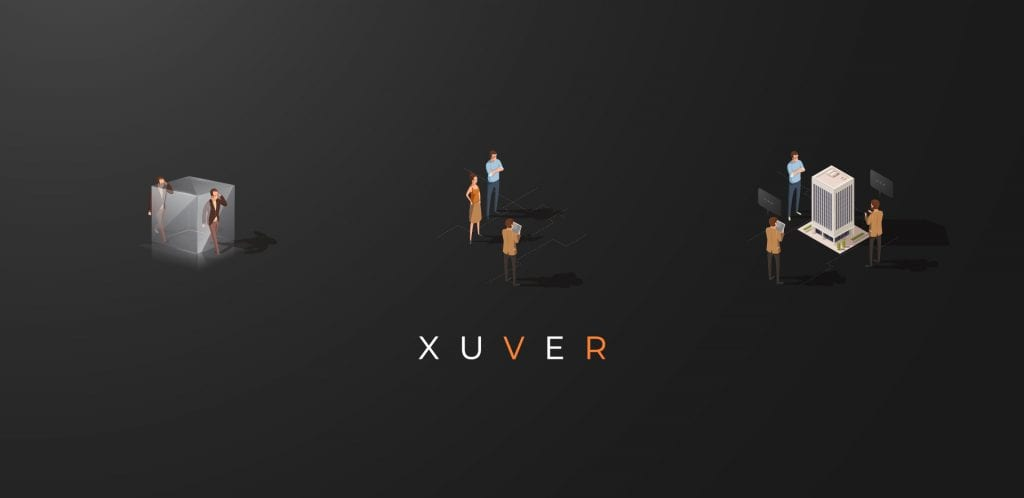 3D viewer van Xuver